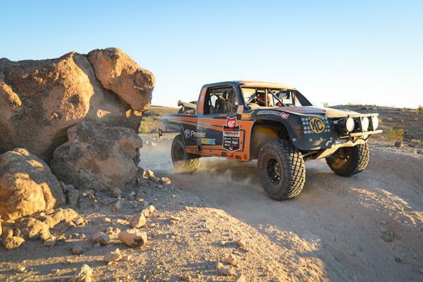 Trophylite, Todd Jackson, General Tire, Parker 425, Bink Designs