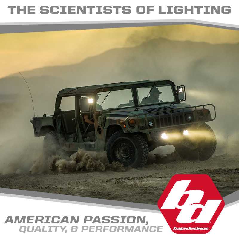 American Passion, Quality, and Performance: We Are Baja Designs