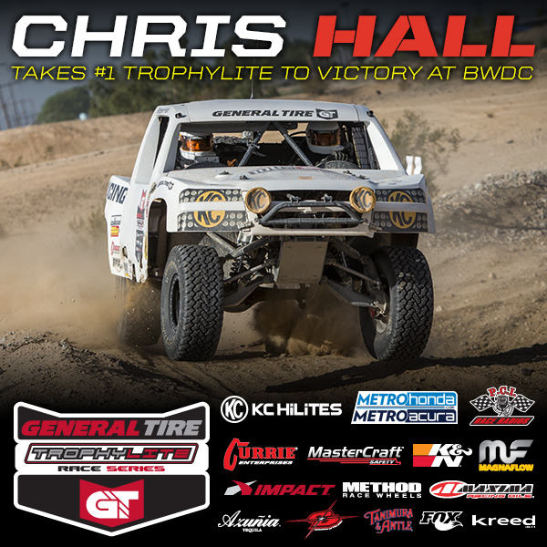 Chris Hall Takes Trophylite #1 To Number One At Blue Water Challenge