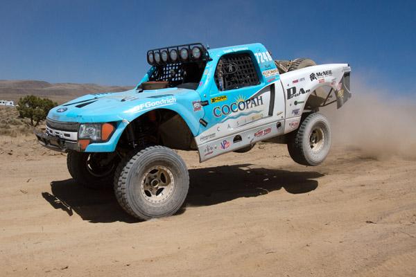 Josh Quintero, Cocopah Casino, Bink Designs, Desert Racing, HDRA