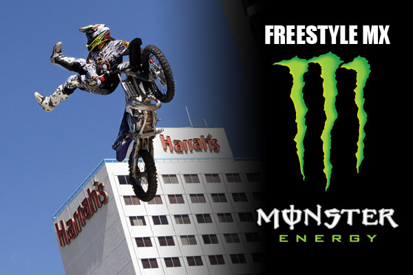 Monster Energy Freestyle FMX