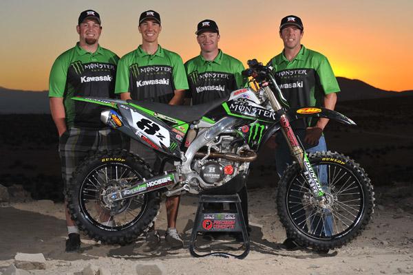 THR Motorsports, Robby Bell, Steve Hengeveld, David Pearson, Destry Abbott