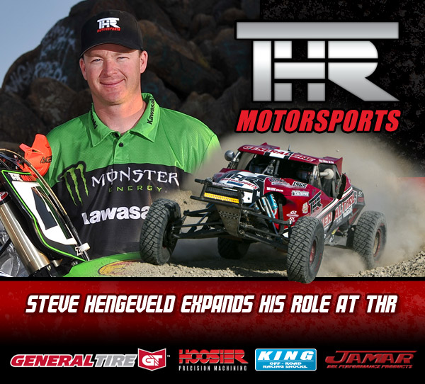 Steve Hengeveld Expands His Role at THR Motorsports