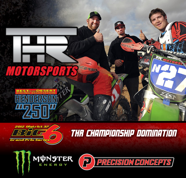THR Motorsports Wins 3 Championship in one Weekend