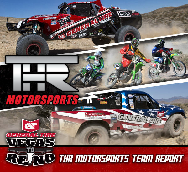 THR Motorsports BITD General Tire Vegas To Reno