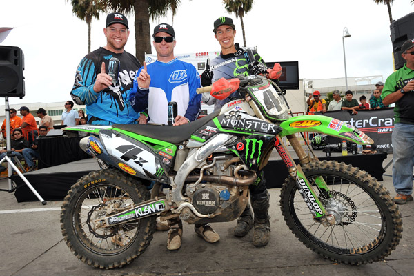THR Motorsports Finish Baja 500 Winners, Monster Energy