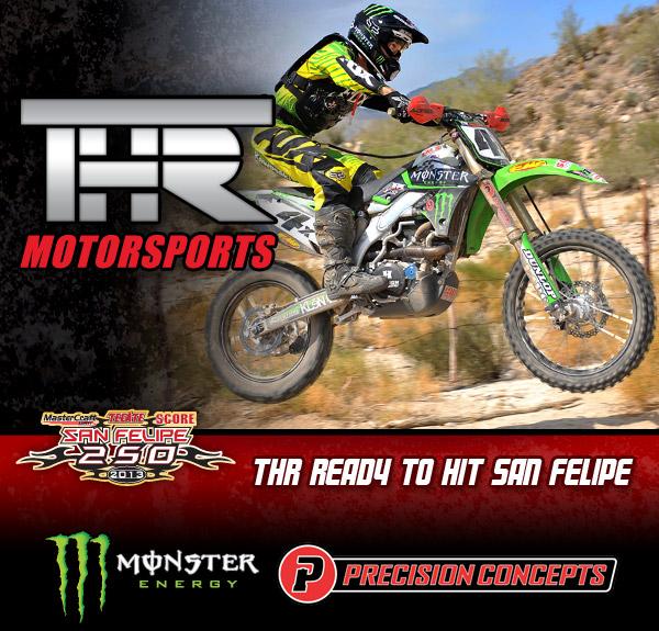 THR Motorsports SCORE San Felipe 250