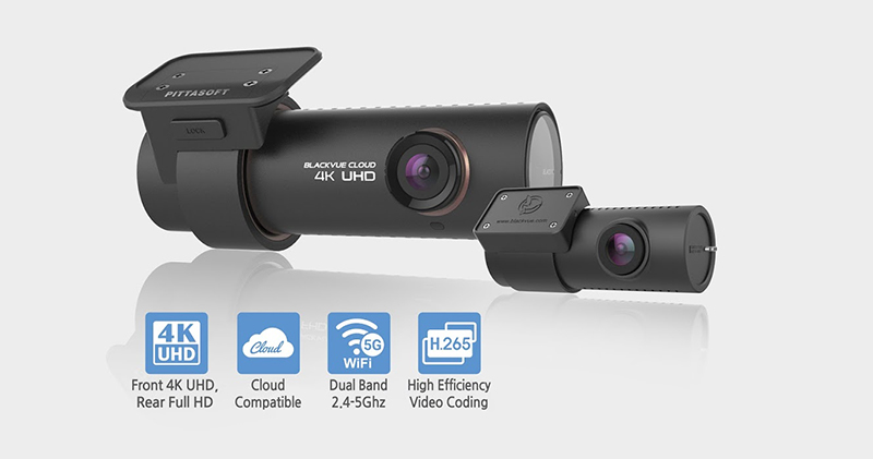 BlackVue Dash Cameras, Live Streaming Cameras, In-Car Cameras, Caballo Del Diablo