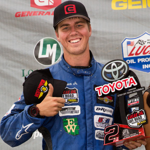 Dave Mason Jr. Leads LOORRS Pro Buggy Points, Lucas Oil, Alumi Craft Pro Buggy, Bink Designs