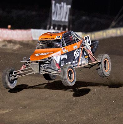 Bradley Morris, Alumi Craft Race Cars, Pro Buggy, K&N