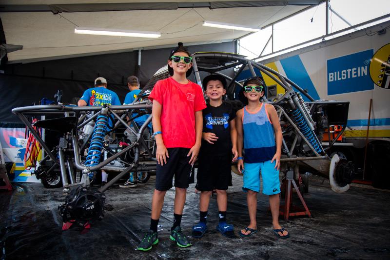 Alumi Craft Race Cars, Darren Hardesty Jr. HotSauce, Pro Buggy