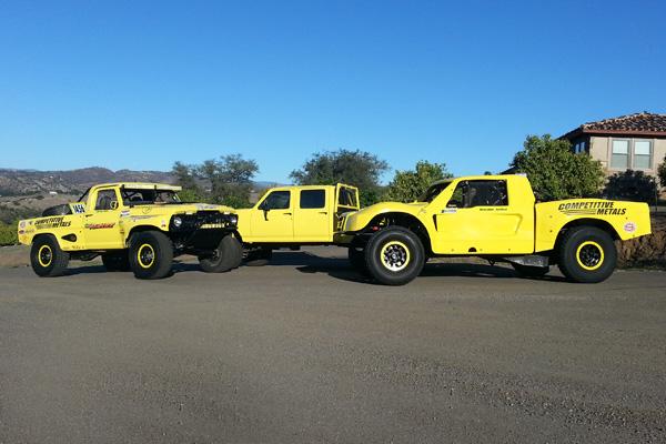 HRT Motorsports Trophy Truck