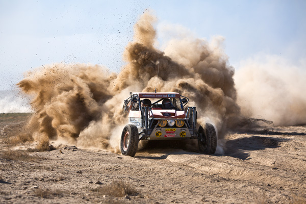 Banning Motorsports Wins Class 11, Bryan Folks, Silver State 300, General Tire, KCHilites, Fox, Ford Racing