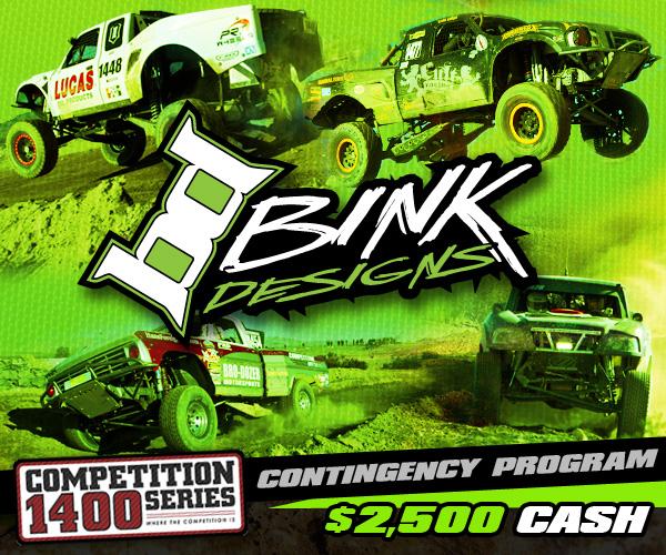 Bink Designs & Competition 1400 Series