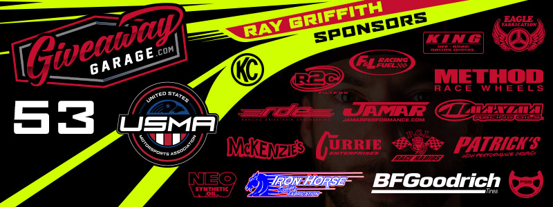 Ray Griffith Sponsors