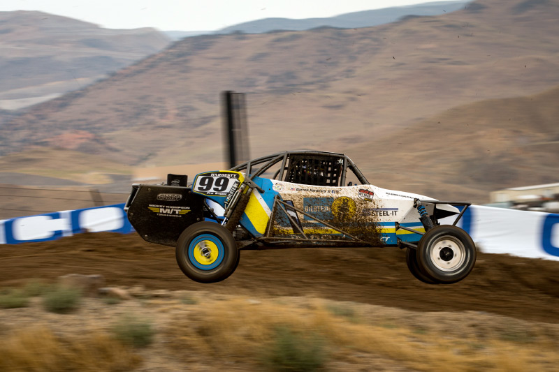 Darren Hardesty Jr, HotSauce Bilstein, STEEL-IT, Pro Buggy, Alumi Craft, Bink Designs