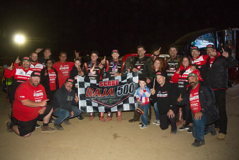 Honda Ridgeline, SCORE Baja 500 Winners, Class 7, Jeff Proctor