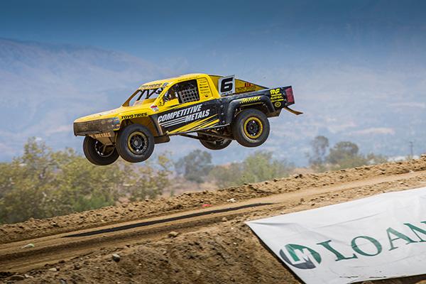 Brandon Arthur, HRT Motorsports, FiberwerX, Magnaflow, Bink Designs, Toyo Tires