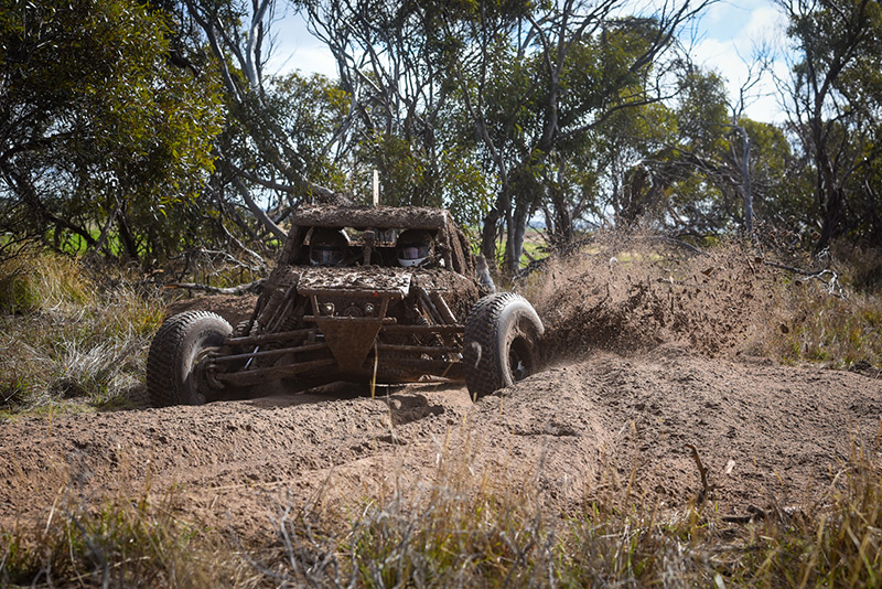 Alumi Craft, Chris Browning, Australian Off Road Championship