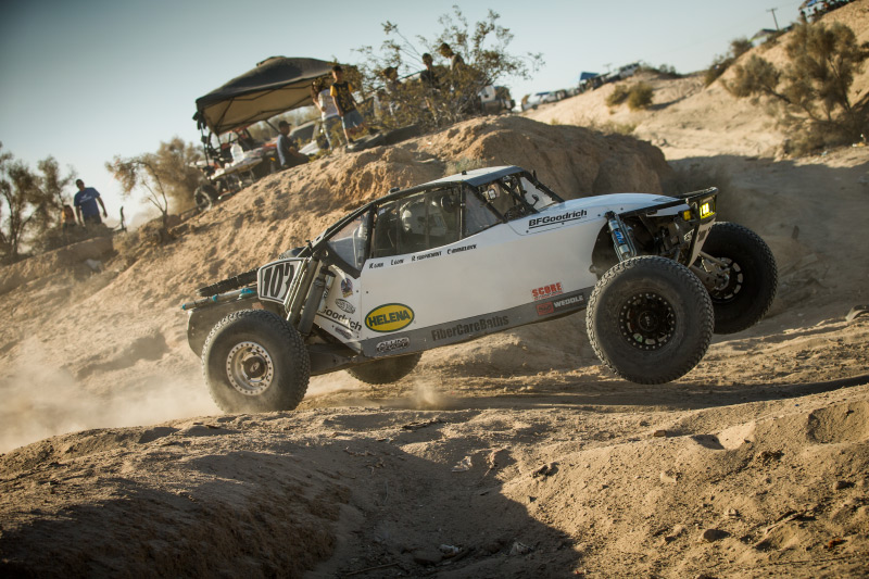 Cory Goin, Alumi Craft Class 10, Bink Designs, BFGoodrich Tires, Off Road