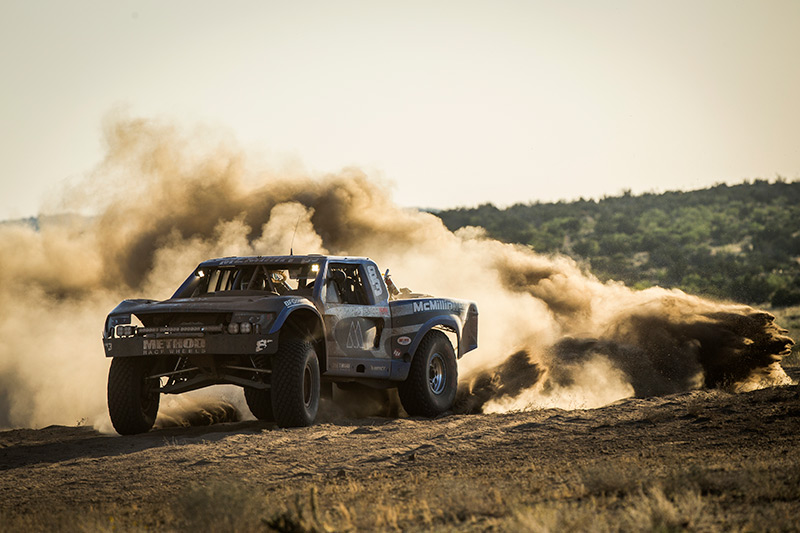 Luke McMillin, Method Race Wheels, Trophy Truck, BFGoodrich Tires, DLM Properties, Bink Designs, Off Road, Baja Designs