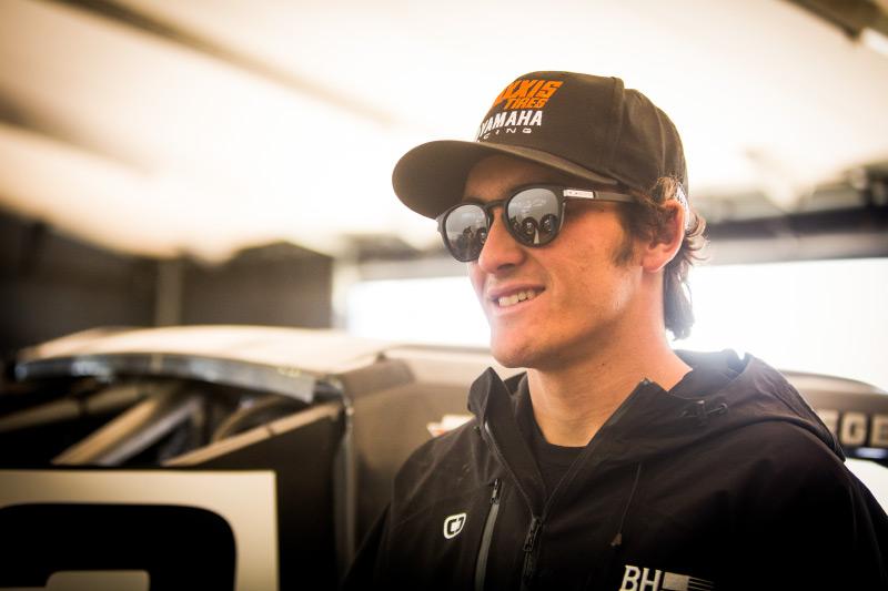Brock Heger, BH Motorsports, Maxxis Tires, Yamaha Racing