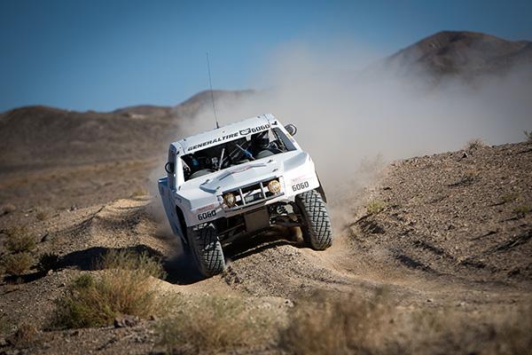 Ben Abatti III, Vegas To Reno, General Tire, KC Hilites, Method Race Wheels, FOX Shox