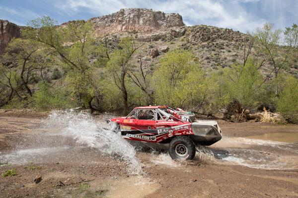 Garrick Freitas, General Tire, Fox Racing Shox, Kroyer Racing Engines, Bink Designs
