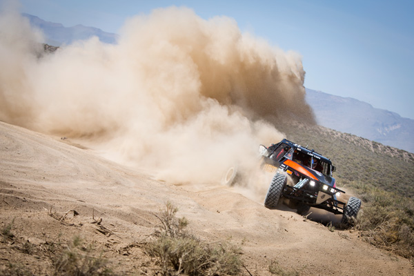 Justin Lofton, General Tire, FOX, Jimco Race Cars, Silver State 300, Bink Designs
