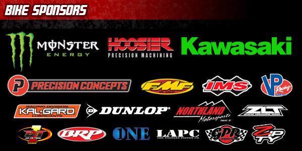 THR Motorsports Sponsors