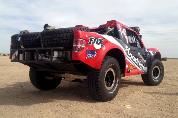 Geiser Brothers Trophy Truck, Trick Truck, Team Ford, John Swift