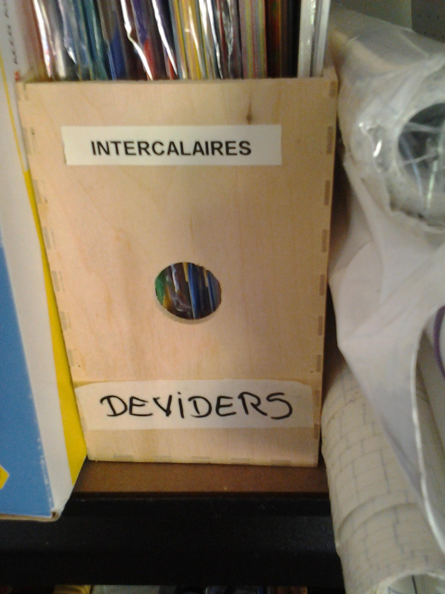 bilingual labels