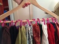 scarf storage