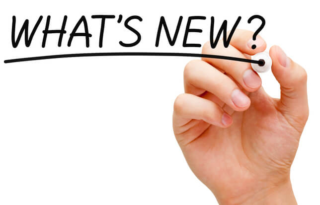 What's New? image
