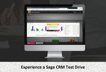 Sage CRM Test Drive image
