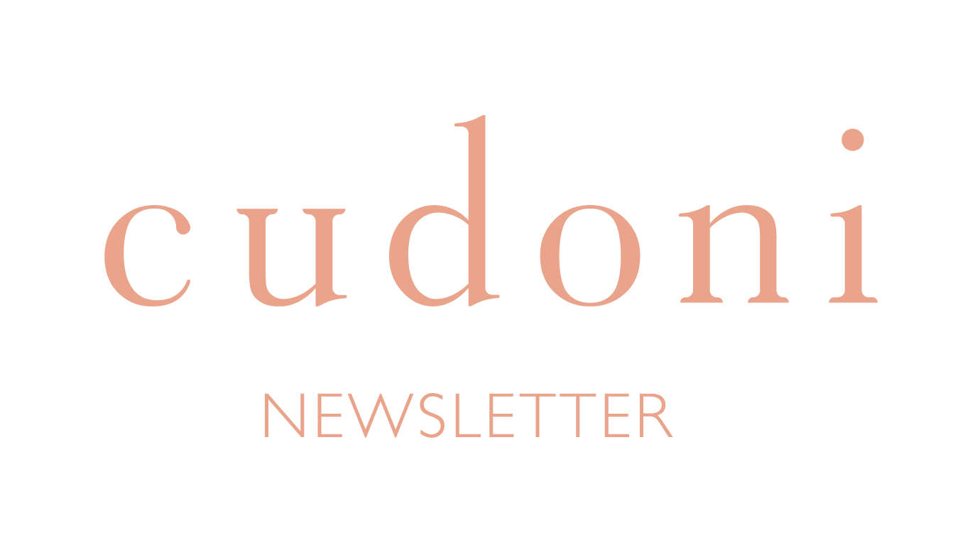 Cudoni newsletter