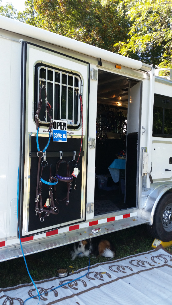 SpecTACKular Event Photo - Mobile Store / Horse Trailer