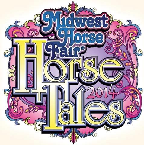 Midwest Horse Fair 2014 Logo