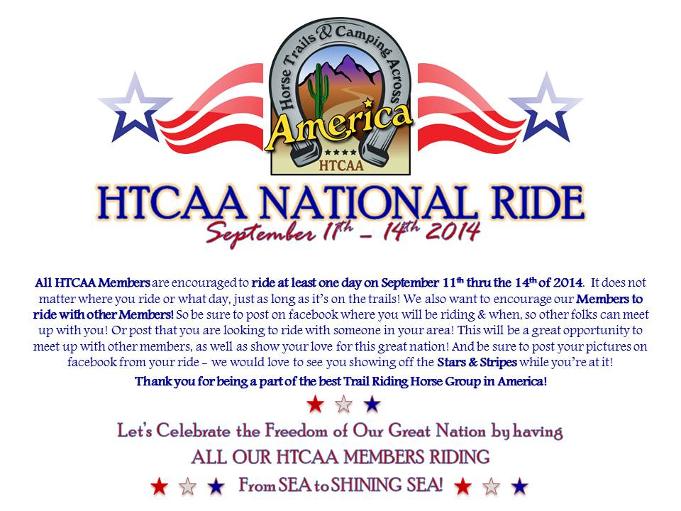 Horse Trails & Camping Across America