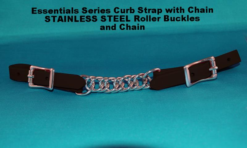 BioThane Beta Trail Tack with Crystal Spotted Bling.  Halter Bridle Combo and Breast Strap in Gloss Black with Crystal Clear Spots