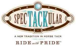 SpecTACKular BioThane Horse Tack Logo