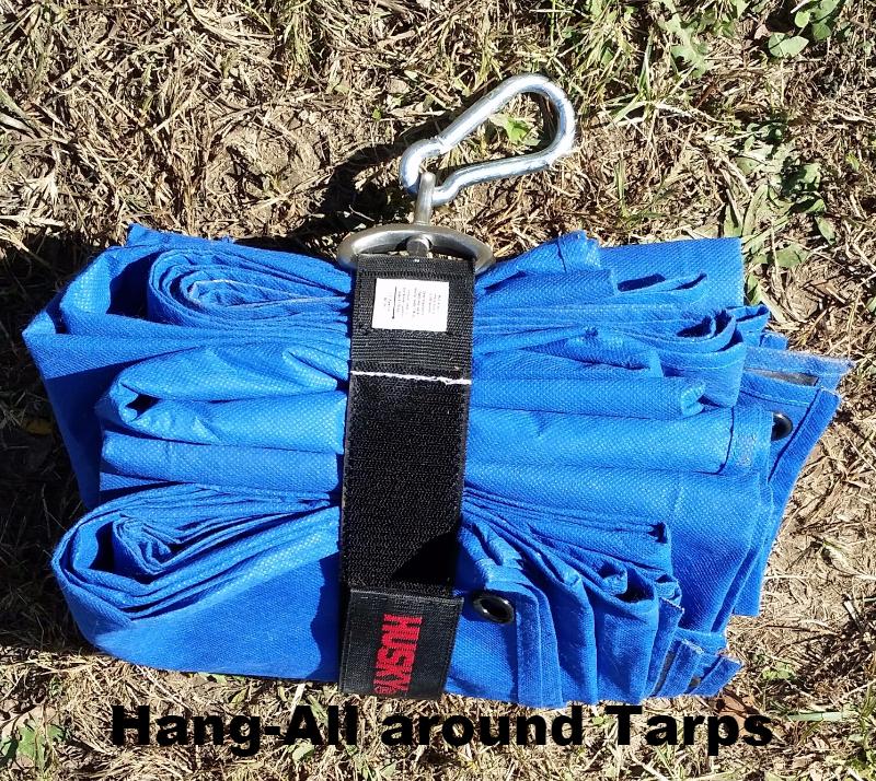 Hang-All around Tarps