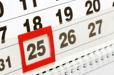 SpecTACKular Christmas Calendar & Shipping Schedule