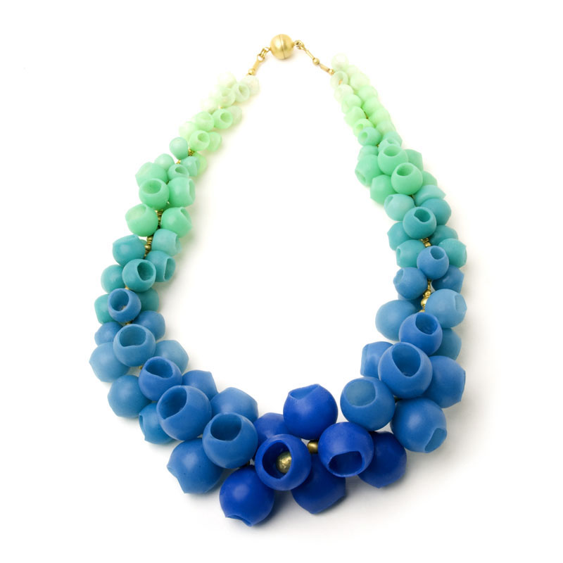 Jenny Llewellyn Plume necklace