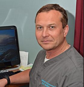Dr. Mikhail Artamonov