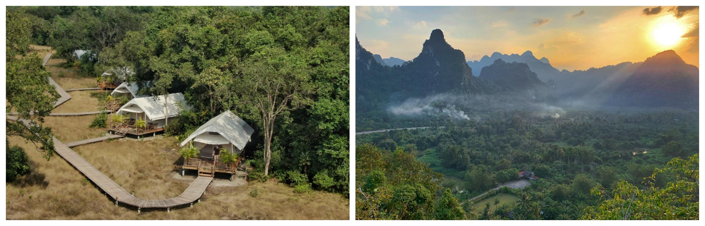 Cardamom Tented Camp and Anurak Community Lodge