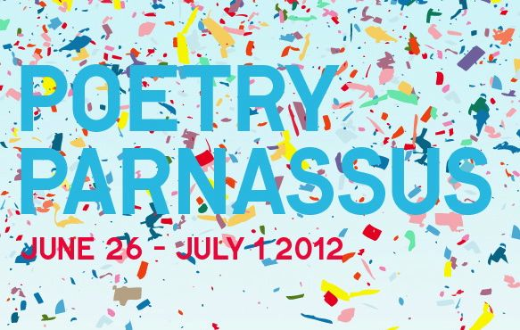 Poetry Parnassus June 26 - July 1 2012