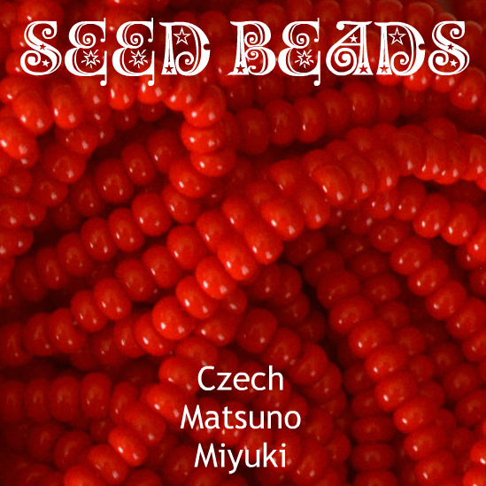 Seed Beads at Happy Jack's Bead Emporium