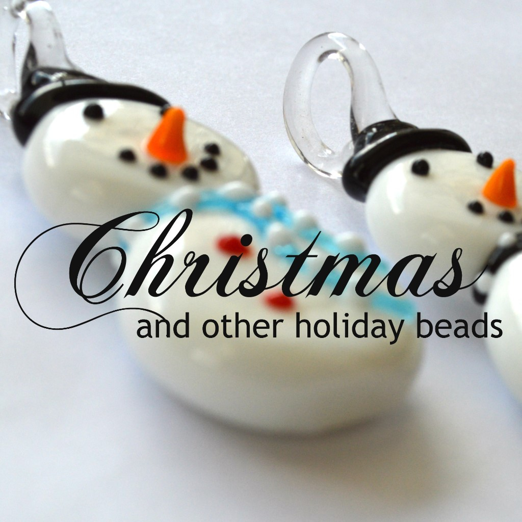 Christmas and other Holiday Beads