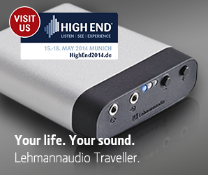 The new portable headphone amp Traveller